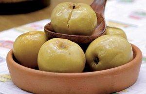 Полезны ли моченые яблоки