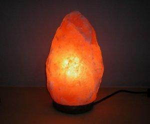 Соляной светильник польза вред