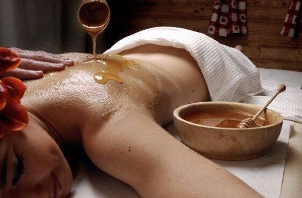 Пищевое обертывание с медом