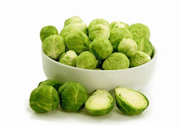 капуста брюссельская калорийность