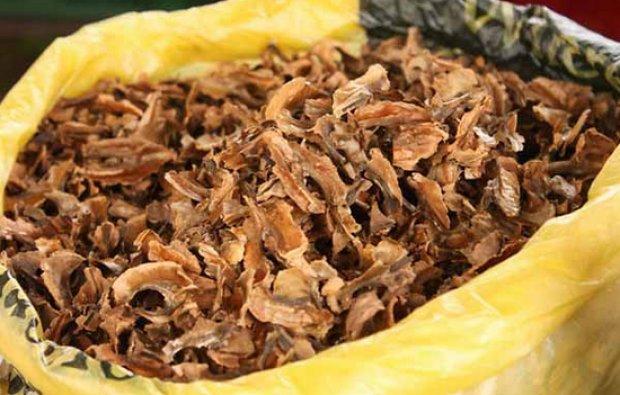 Перегородки грецкого ореха при простатите