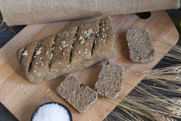 Хлеб с ржаными отрубями