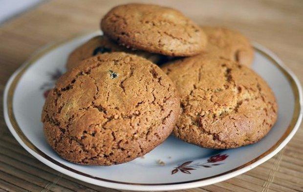 рецепт овсяного печенья в домашних условиях пошаговое