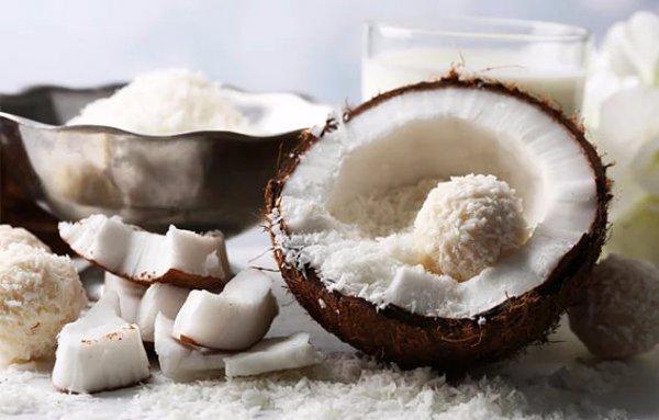 Сколько хранить кокос