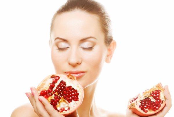 Польза и вред граната для женщин: свойства фрукта для здоровья, влияние на организм при при похудении