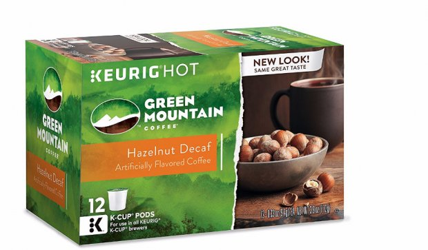 Green Mountain Coffee decaf