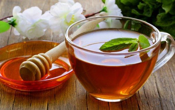 чай с лимоном беременным