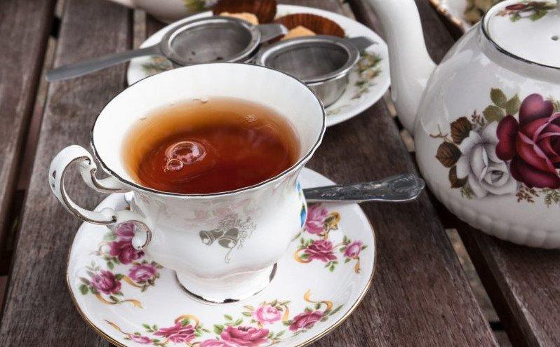 чай с бергамотом поднимает давление
