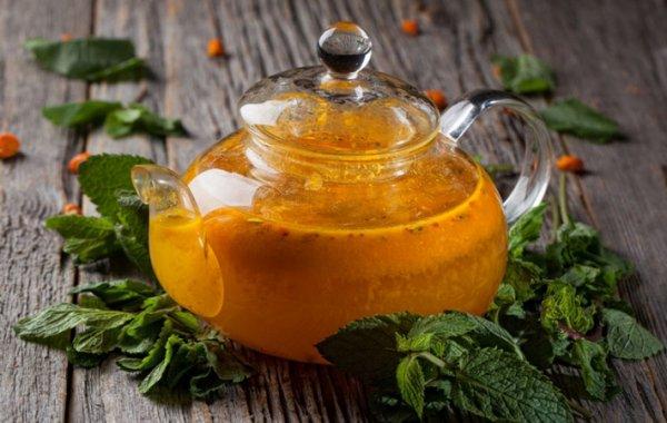 курильский чай можно ли пить