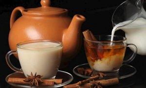 чай с молоком при беременности