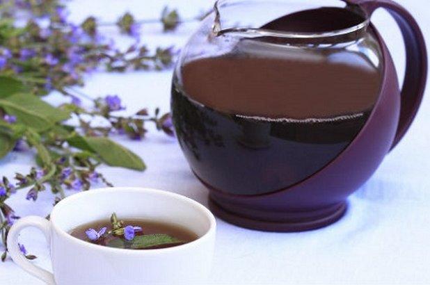 чай с шалфеем полезные свойства