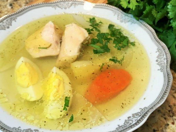 Какие супы можно при язве желудка