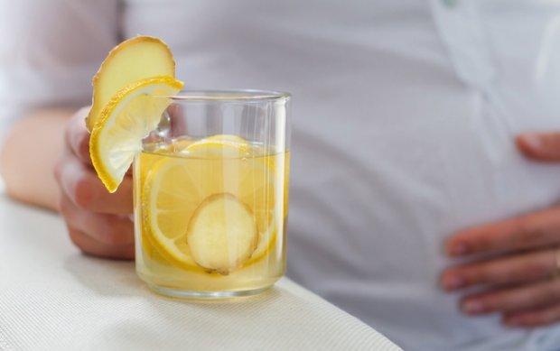 Употребление лимона при беременности