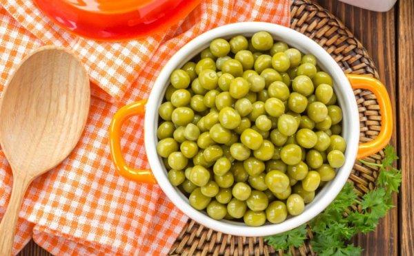Зеленый горошек консервированный и сахарный диабет
