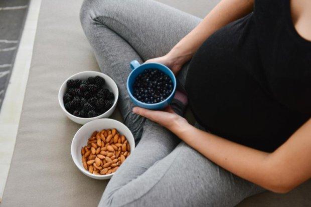 Миндаль при беременности
