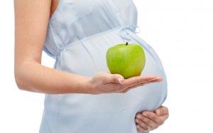 можно беременным есть яблоки