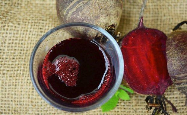 Как пить свекольный сок при раке простаты
