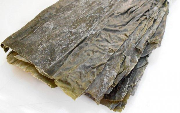 Сушёная морская капуста
