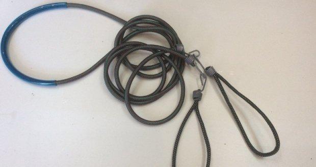 Эспандер резиновый жгут