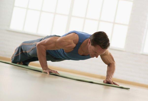 Правила выполнения статодинамических упражнений