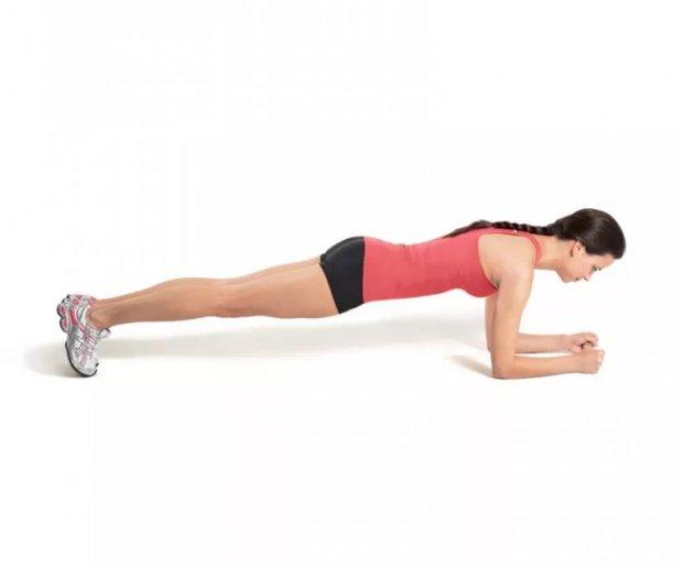 Статическое упражнения «Стойка»
