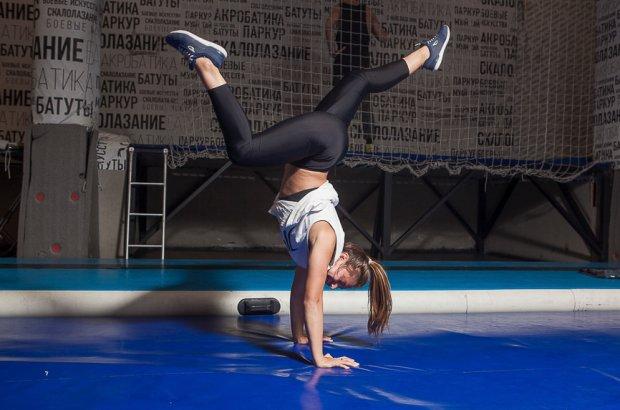Акробатика для старшеклассников