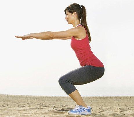 скачать видео упражнения для похудения на месяц