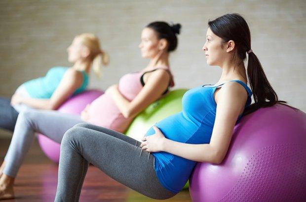 зарядка для беременных 2 триместр дома