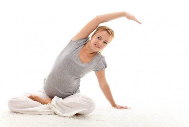 Физические упражнения для беременных во втором триместре