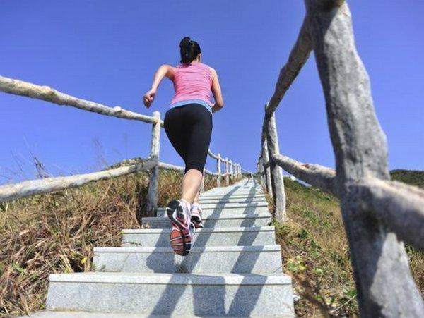 Какие мышцы качаются при ходьбе по лестнице