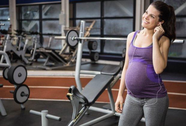можно ли беременным в тренажерный зал