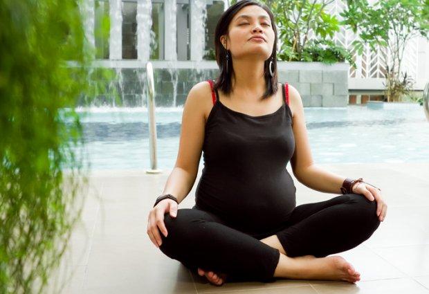 дыхательные упражнения при беременности