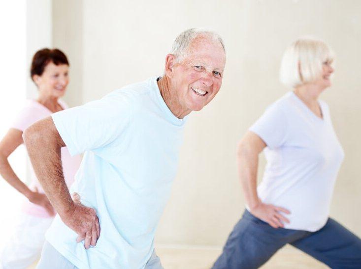 Физические упражнения при гипертонии, комплекс упражнений ...