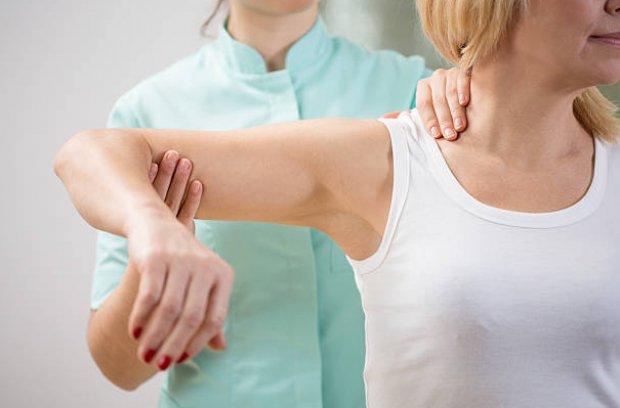 Гимнастика для плечевого сустава по методике Бубновского