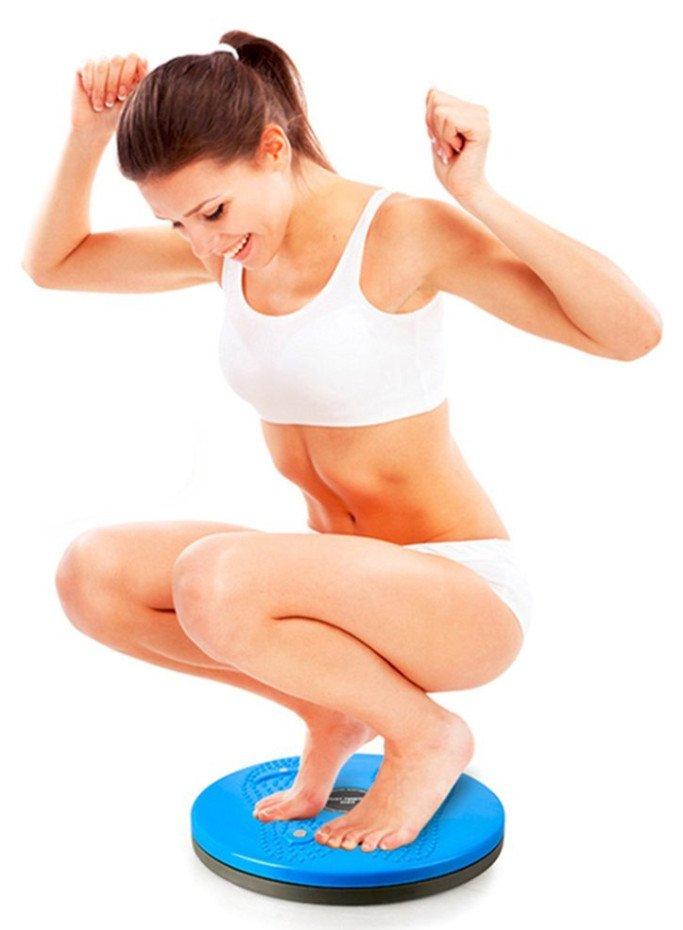 диск для похудения упражнения