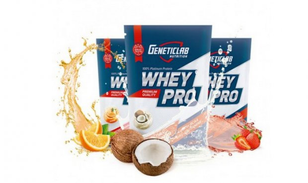 Протеин Geneticlab Nutrition Whey Pro