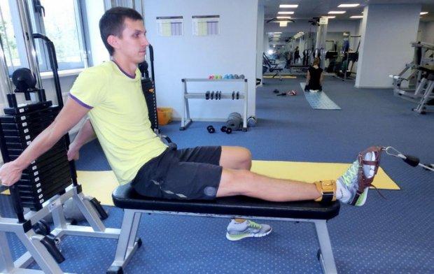 Упражнения для голеностопа по методу Бубновскому