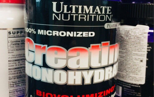 Creatine Monohydrate от «Ultimate Nutrition»
