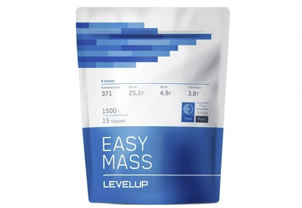 Level UP Easy Mass