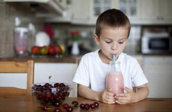 Протеиновые коктейли для детей насколько они полезны