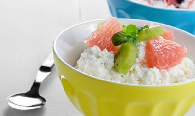 Творожно–грейпфрутовая диета