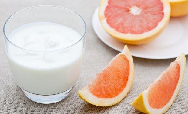 Кефирно–грейпфрутовая диета
