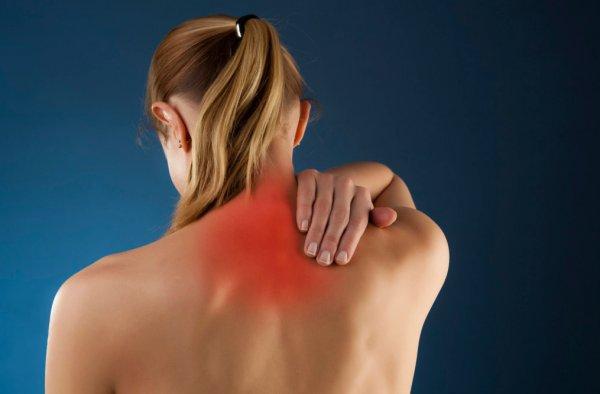 Как снять напряжение мышц при остеохондрозе