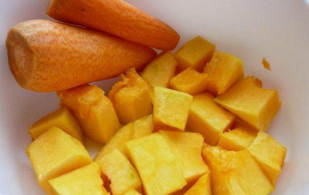 Тыквенно-морковная
