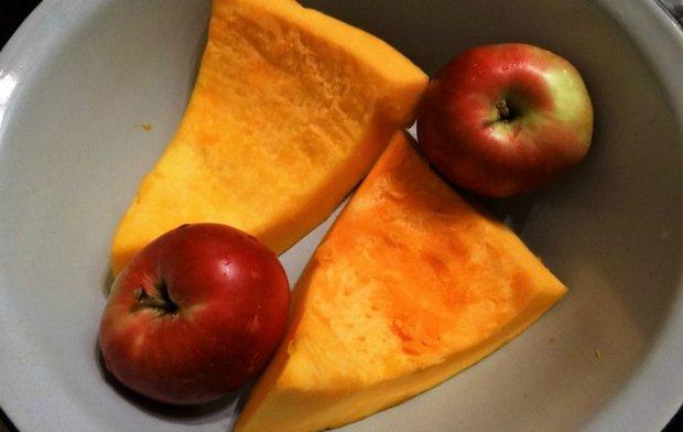 Яблочно-тыквенная