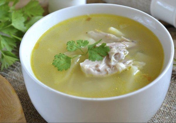 как приготовить сельдереевый суп для похудения рецепт