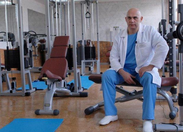 Бубновский упражнения от простатита видео