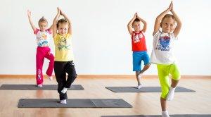 Упражнения на координацию движений для детей