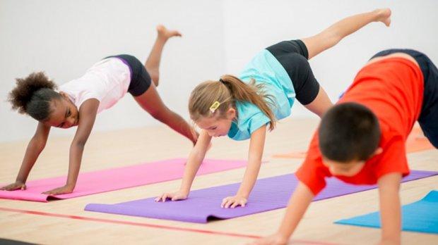 Упражения на координацию движений для детей