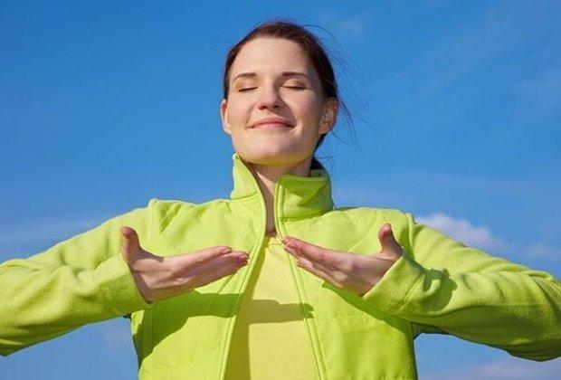 Похудение с помощью дыхания от Марины Корпан